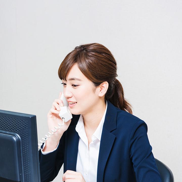 各職種ごとに専任のコンサルタントが在籍し、転職活動をサポート